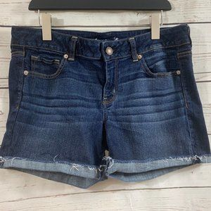 American Eagle mid Rise Jean short  Size- 14